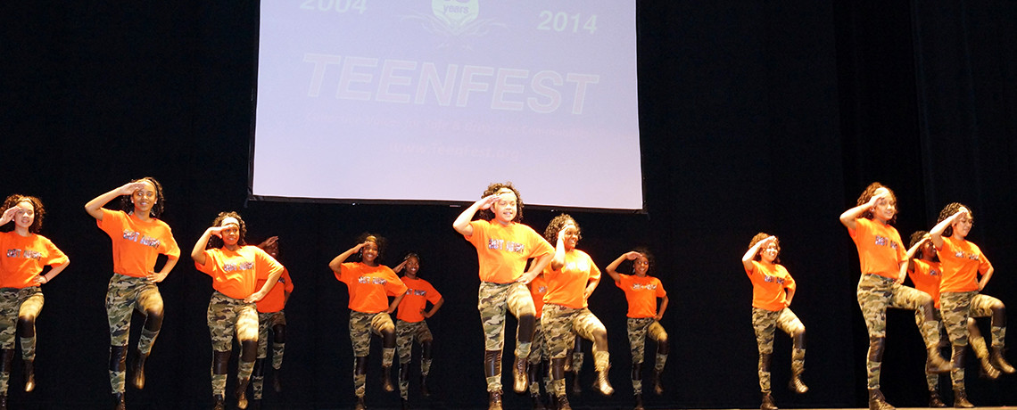 TeenFest 2k15