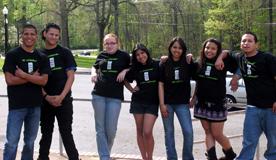 Audience choice award - Hispanic Liaison Youth Group of Siler City, NC.